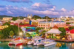 Lloguer de cotxes St. Johns, Antigua