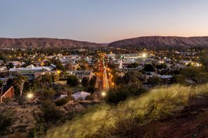 Lloguer de cotxes Alice Springs, Austràlia