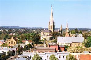 Lloguer de cotxes Bendigo, Austràlia