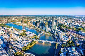 Lloguer de cotxes Brisbane, Austràlia