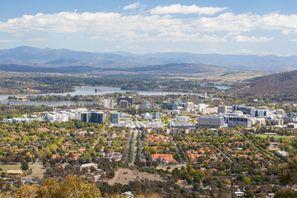 Lloguer de cotxes Canberra, Austràlia