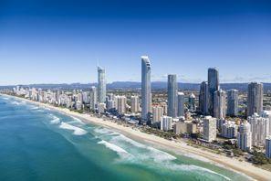 Lloguer de cotxes Gold Coast, Austràlia