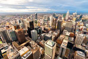 Lloguer de cotxes Melbourne, Austràlia