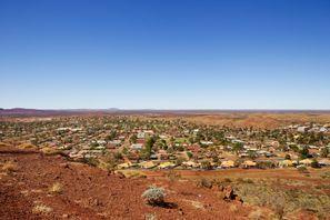 Lloguer de cotxes Newman, Austràlia