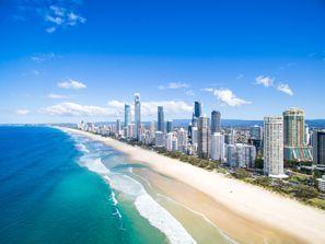 Lloguer de cotxes Surfers Paradise, Austràlia