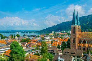 Lloguer de cotxes Bregenz, Àustria