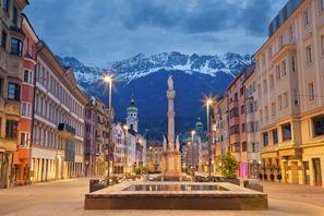 Lloguer de cotxes Innsbruck, Àustria