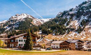 Lloguer de cotxes Lech Am Arlberg, Àustria