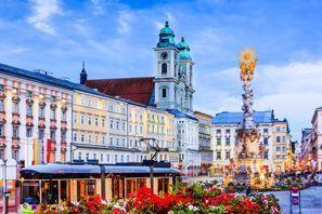Lloguer de cotxes Linz, Àustria