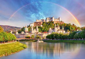 Lloguer de cotxes Salzburg, Àustria