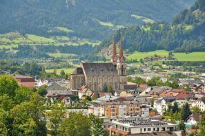 Lloguer de cotxes St. Johann, Àustria