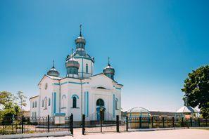 Lloguer de cotxes Gomel, Belarus