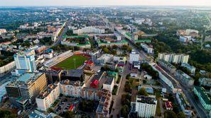 Lloguer de cotxes Mogilev, Belarus