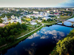 Lloguer de cotxes Vitebsk, Belarus