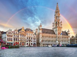 Lloguer de cotxes Brussel·les, Bèlgica