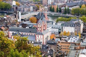 Lloguer de cotxes Liege, Bèlgica