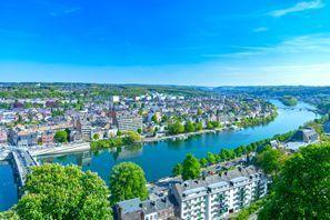 Lloguer de cotxes Namur, Bèlgica