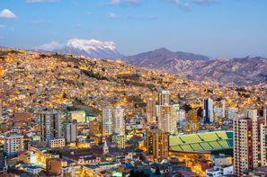 Lloguer de cotxes La Paz, Bolívia