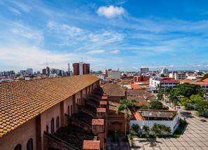 Lloguer de cotxes Santa Cruz, Bolívia