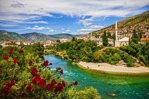 Lloguer de cotxes Mostar, Bòsnia