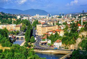 Lloguer de cotxes Sarajevo, Bòsnia
