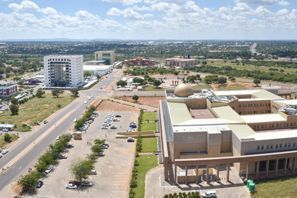 Lloguer de cotxes Gaborone, Botswana