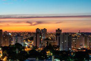 Lloguer de cotxes Bauru, Brasil