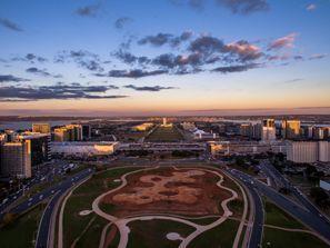 Lloguer de cotxes Brasilia, Brasil