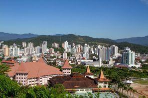 Lloguer de cotxes Brusque, Brasil