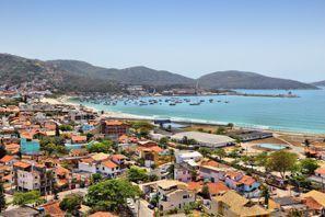 Lloguer de cotxes Cabo Frio, Brasil