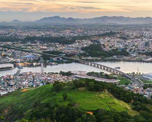 Lloguer de cotxes Cariacica, Brasil