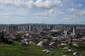 Lloguer de cotxes Caruaru, Brasil