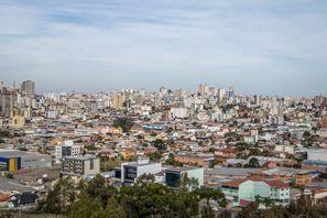 Lloguer de cotxes Caxias Do Sul, Brasil