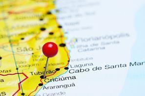 Lloguer de cotxes Criciuma, Brasil