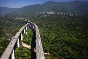 Lloguer de cotxes Cubatao, Brasil