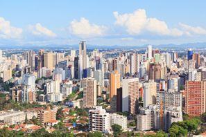 Lloguer de cotxes Curitiba, Brasil