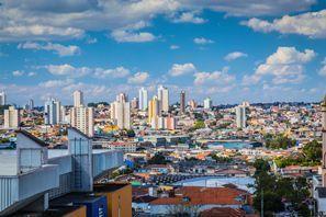 Lloguer de cotxes Diadema, Brasil