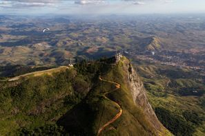Lloguer de cotxes Guanhaes, Brasil