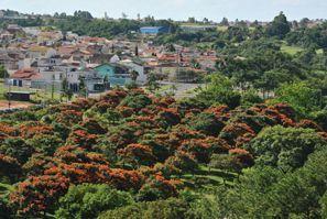 Lloguer de cotxes Indaiatuba, Brasil