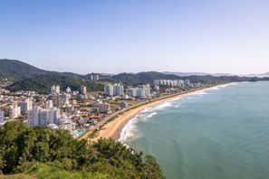 Lloguer de cotxes Itajai, Brasil