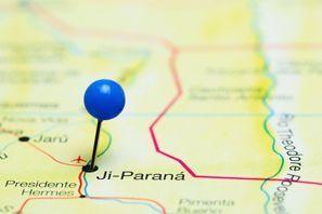 Lloguer de cotxes Ji-Parana, Brasil