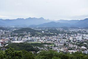 Lloguer de cotxes Joinville, Brasil