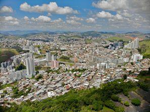 Lloguer de cotxes Juiz de Fora, Brasil