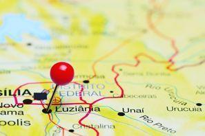 Lloguer de cotxes Luziania, Brasil
