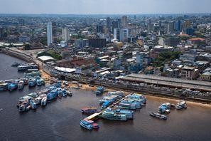 Lloguer de cotxes Manaus, Brasil