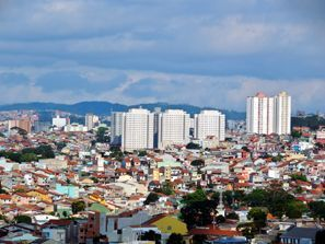 Lloguer de cotxes Maua, Brasil