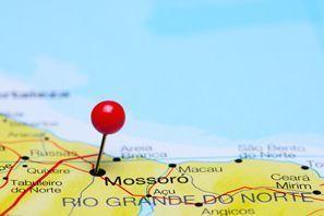 Lloguer de cotxes Mossoro, Brasil
