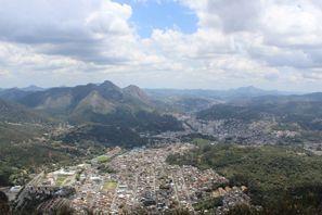 Lloguer de cotxes Nova Friburgo, Brasil