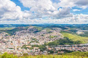 Lloguer de cotxes Pocos de Caldas, Brasil