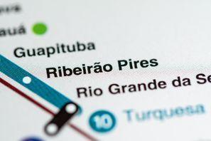 Lloguer de cotxes Ribeirao Pires, Brasil